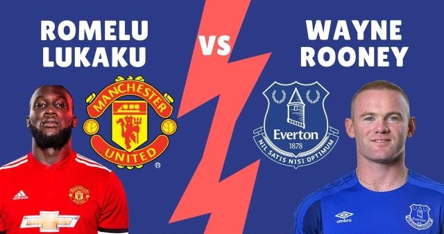 Manchester United vs Everton: Laga Emosional Lukaku dan Rooney