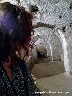 city tour portugues napoles subterraneos - Passeios aos Subterrâneos