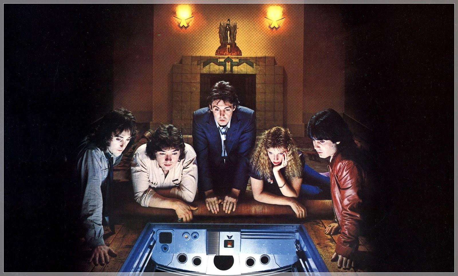 Paul McCartney - Back To Barn Bed 1972-73