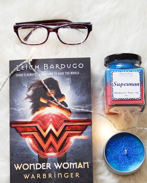 Wonder Woman Warbringer Book Review | sprinkledpages