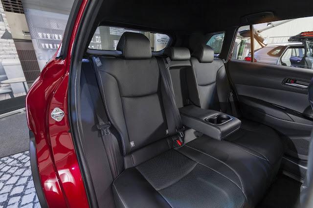Toyota Corolla Cross ganha versões Urban Sport e Adventure