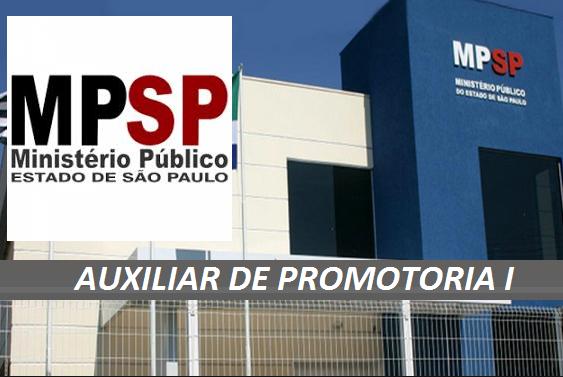 Ministério Público de SP abre inscrições de concurso para auxiliar de Promotoria