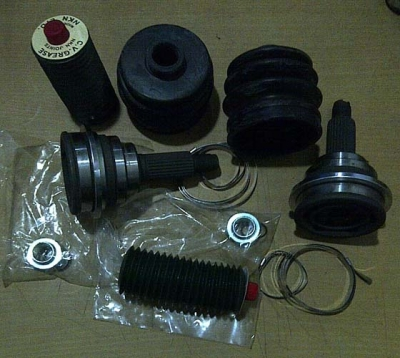 As Roda Luar Cv Joint Suzuki Baleno Matic Tahun 2000-2002