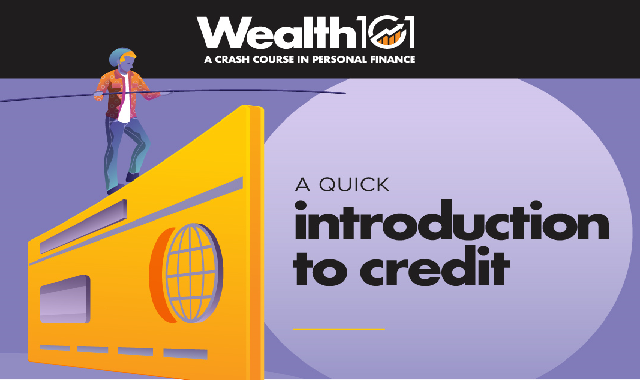 A Quick Introduction to Credit #infographic