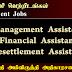 Management Assistant, Financial Assistant, Resettlement Assistant - வீதி அபிவிருத்தி அதிகாரசபை