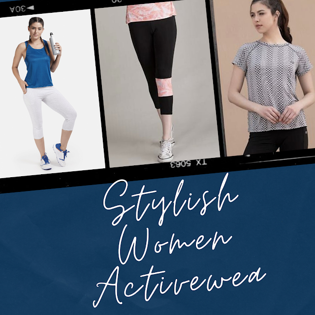 5 Types of Stylish Women Activewear Found Online - The Review Buzz