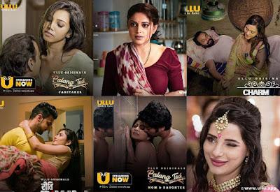 New Ullu Web Series 2021   Cast, Charmsukh, actress, list, webseries