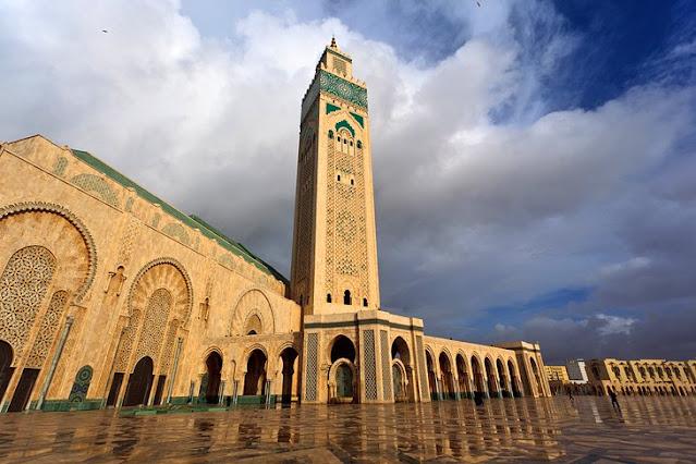 Masjid Hassan II Casablanca