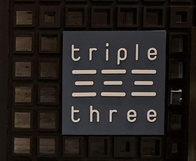Triple Three logo
