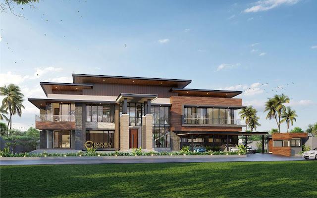 Perhitungan Biaya Desain Rumah Melalui Emporio Architect