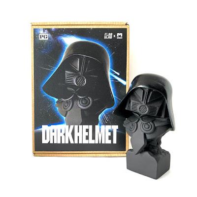 Spaceballs Dark Helmet Mini Bust by FLABSLAB and MINISHI