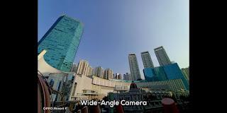 Hasil Kamera Oppo 4 F 5
