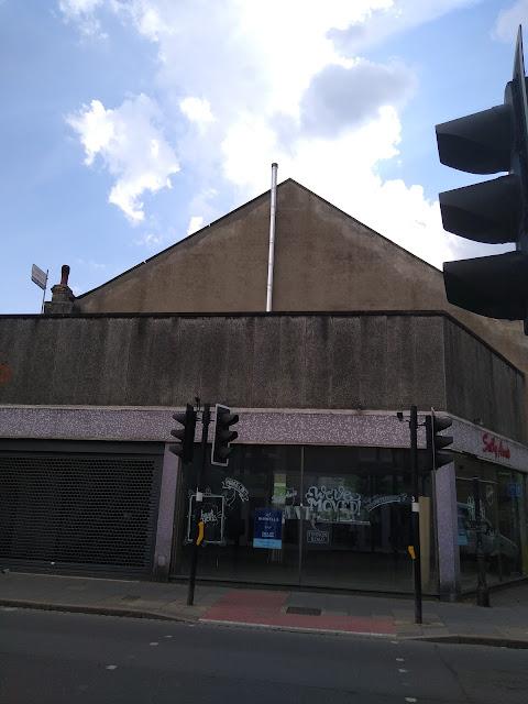 Mill Road, Cambridge,Psychogeography, Fine Fare, Playhouse, Salvation Army