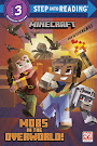 Minecraft Step Into Reading: Mobs in the Overworld! Book Item
