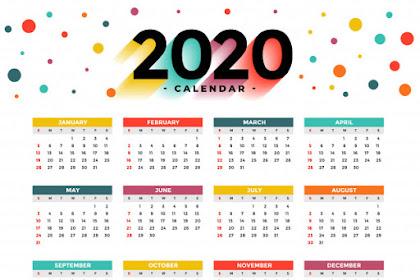 2020 CALENDAR FREE HD