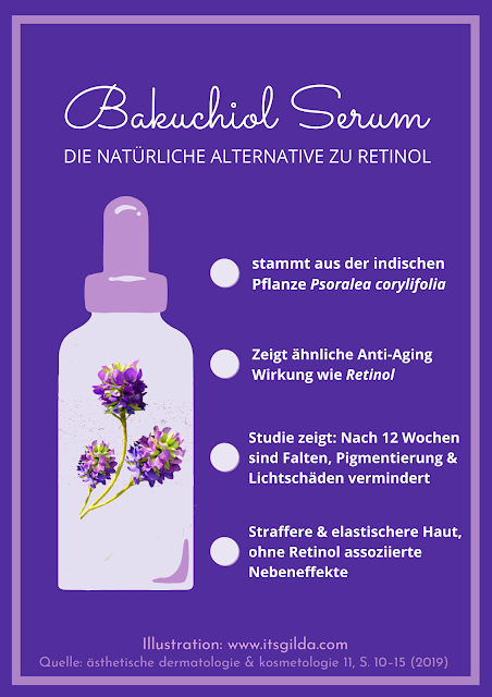 Bakuchiol Serum Retinol natürlich alternative natural anti aging falten