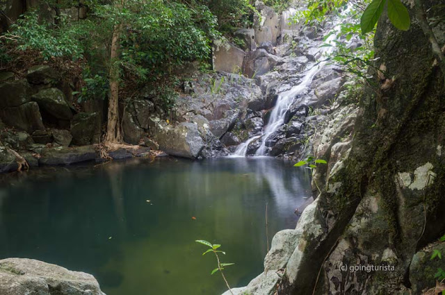 Zambales Butig Falls