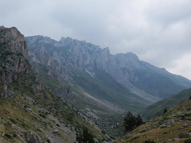 Lipiec 2015, góry Korab, Albania