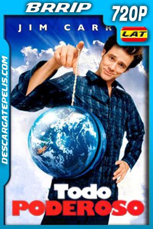 Todopoderoso (2003) 720p BRrip Latino – Ingles