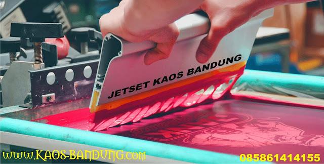 Jasa Sablon Kaos Bandung Surapati Murah Berkualitas