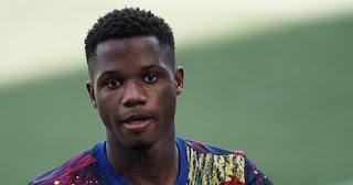 Ansu Fati to start contract talk to Barcelona