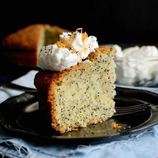 Receta para preparar torta con semillas de ampola y toronja