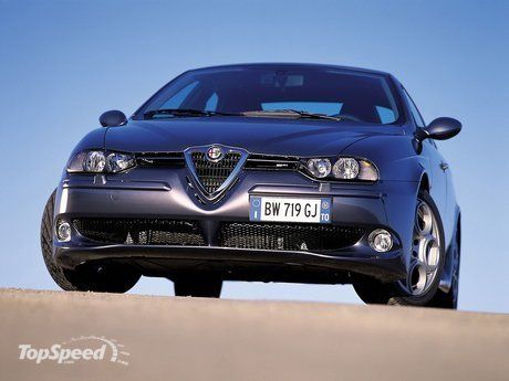 alfa romeo 156 gta cool car wallpaper. Black Bedroom Furniture Sets. Home Design Ideas