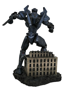 Diamond Select PACIFIC RIM GALLERY GYPSY AVENGER PVC DIORAMA 001