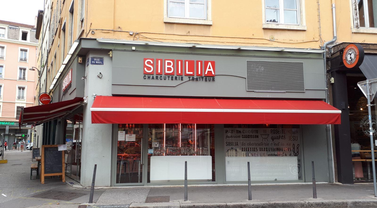 maison sibilia Lyon