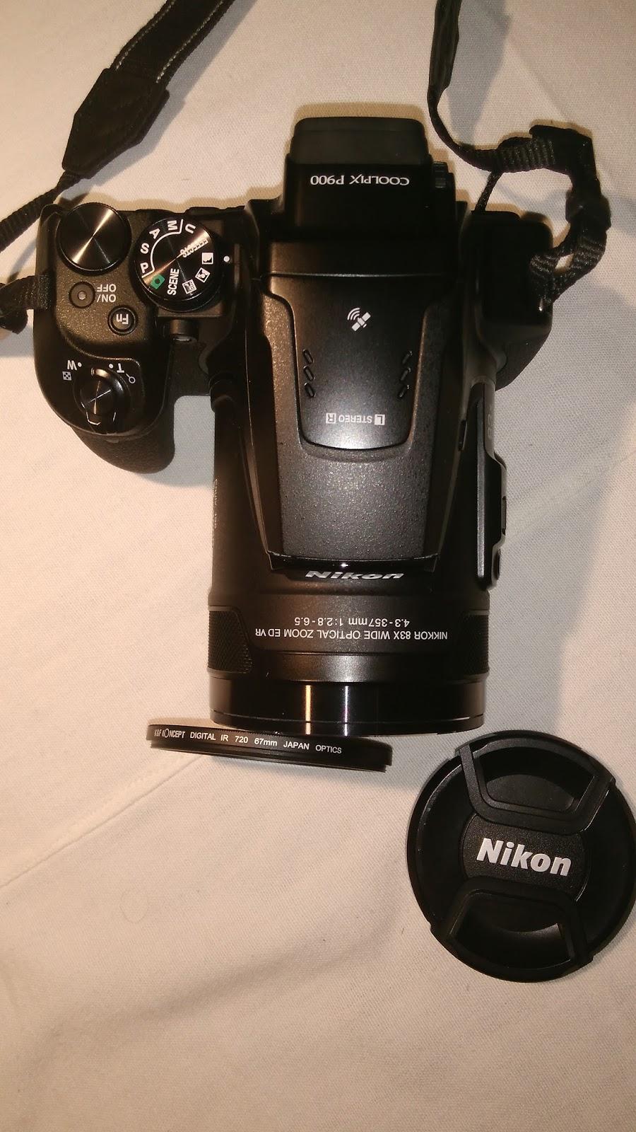 Nikon Coolpix P900 Tutorial