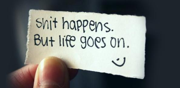 Hidup terus berjalan