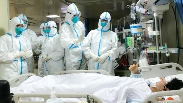 Sempat Merasa Akan Mati, Kakek 64 Tahun Berhasil Melawan Virus Corona