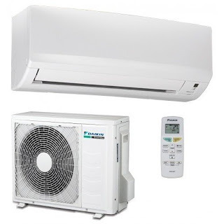 ac daikin 1/2 pk low watt