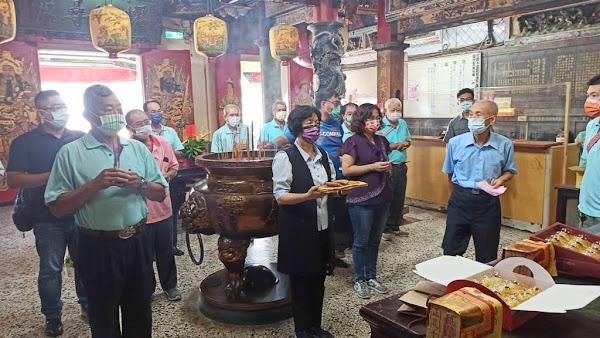 二級警戒未開放遶境進香 2021彰化縣媽祖祈福文化節停辦