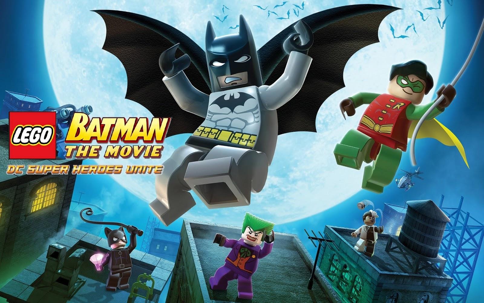 Película Lego Batman