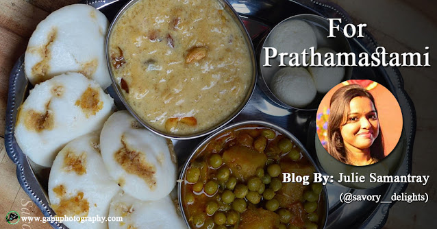 Homemade delights on Prathamastami