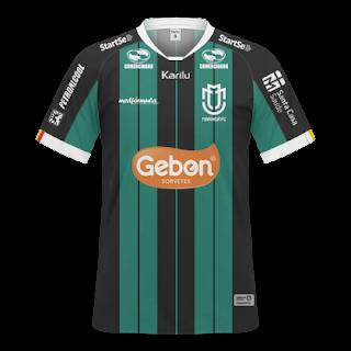 20f52cf8d918c Camisas Maringá 2019 - Home e Away