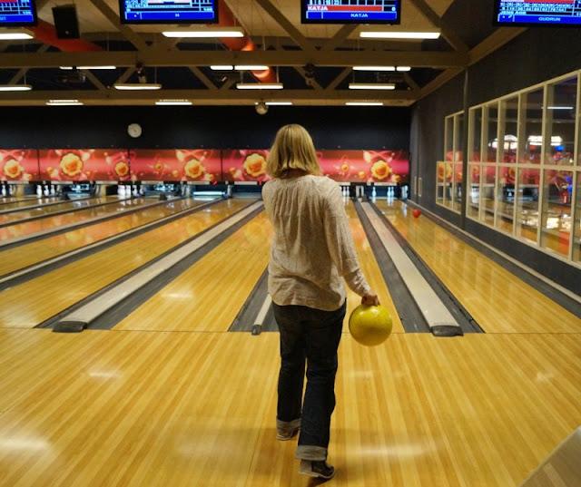 Spaß und Action für die ganze Familie: Das KidsVIP Programm von Westerland.dk Dänemark Urlaub Kinder Ausflüge Attraktionen Beach Bowl Söndervig Bowling