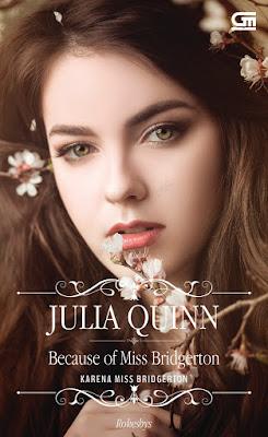 Karena Miss Bridgerton (Because of Miss Bridgerton) by Julia Quinn Pdf