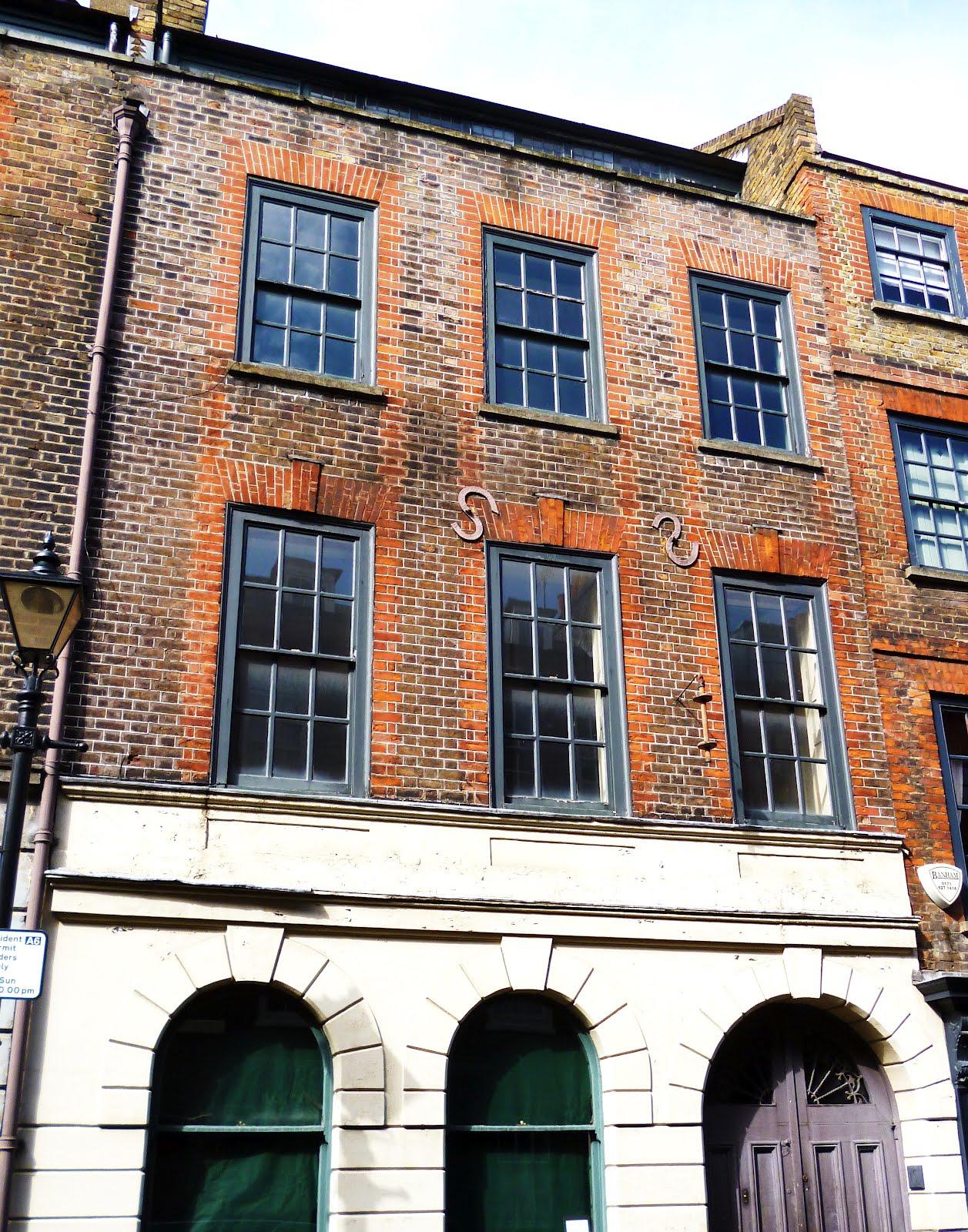 Spitalfields London: Dr Tony Shaw: Rodinsky's Room And 19 Princelet Street