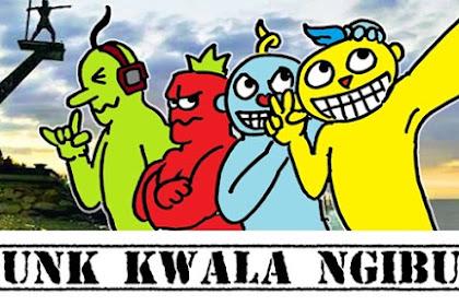 Halaman Facebook Punk Kwala Ngibur dengan Komik Lucu