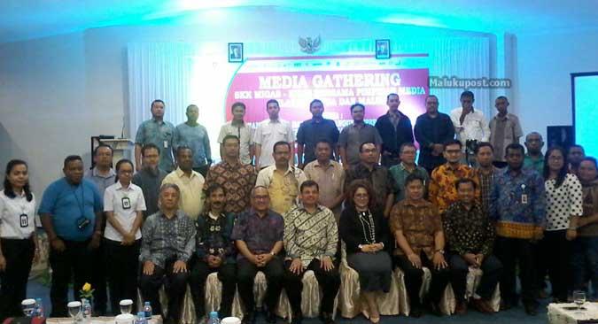 """SKK Migas Gelar """"Media Gathering"""" Dan UKW"""