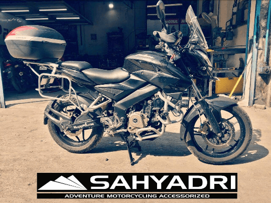 Sahyadri Moto - Customization of 200 NS
