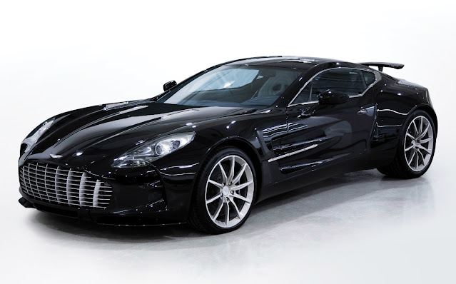 3. Aston Martin One-77
