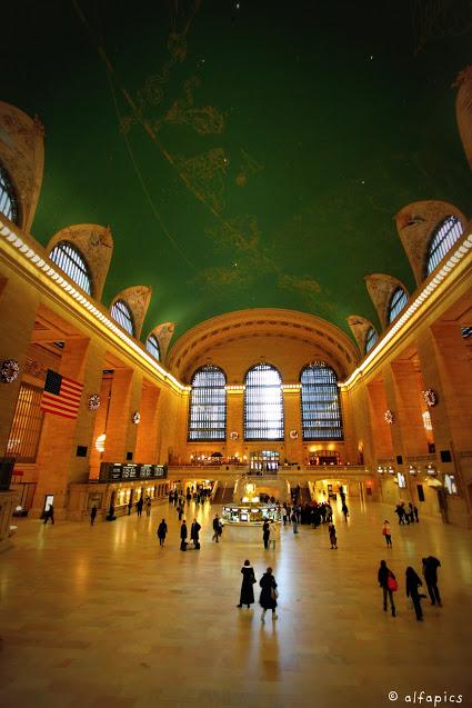 Grand Central terminal-New York