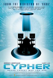 Watch Cypher Online Free 2002 Putlocker