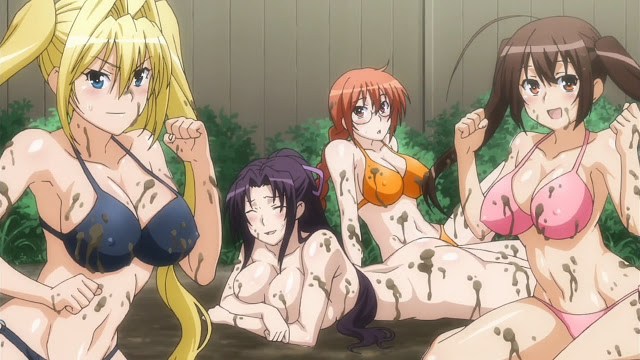 Sekirei Pure Engagement BD Subtitle Indonesia