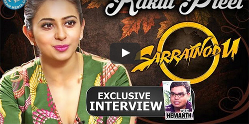http://www.bullet9.in/2016/04/rakul-preet-singh-interview-about-on-Sarrainodu-Movie.html