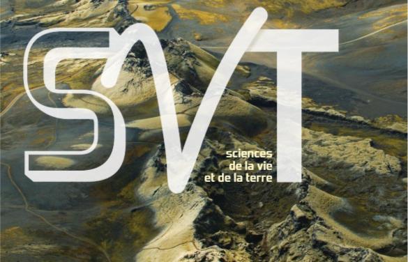 حصريا تحميل كتاب جديد نسخة 2019 ازيد من 434 صفحة في مادة علوم الحياة والارض جميع الدروس بجودة عالية وباللغة الفرنسية
