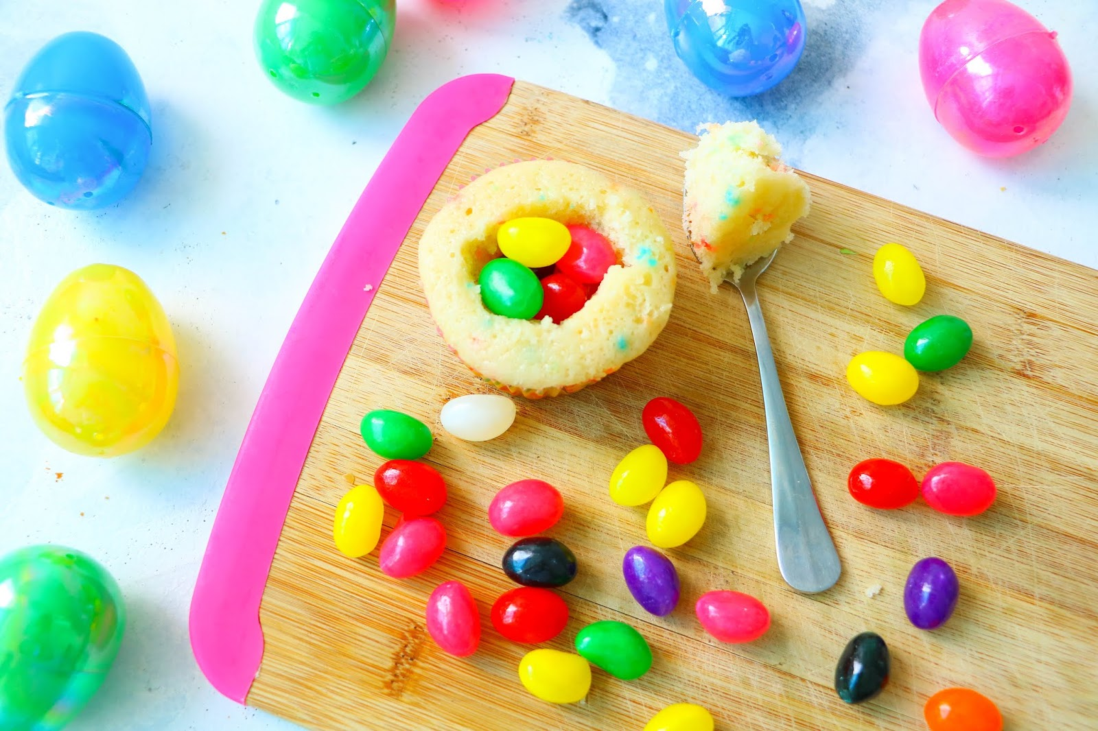 Easy Easter Cupcakes Recipe